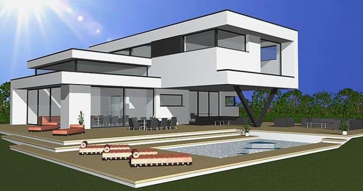 Baumeister Haus Beverly Hills G