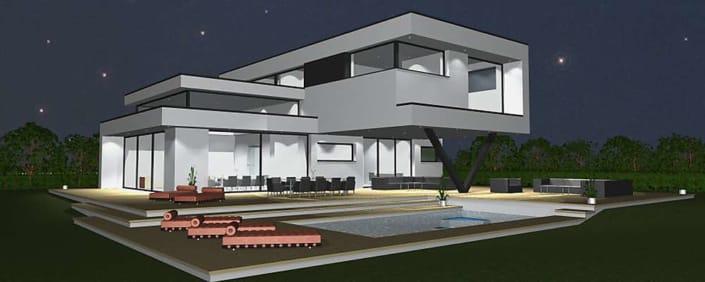 Baumeister Haus Beverly Hills K1