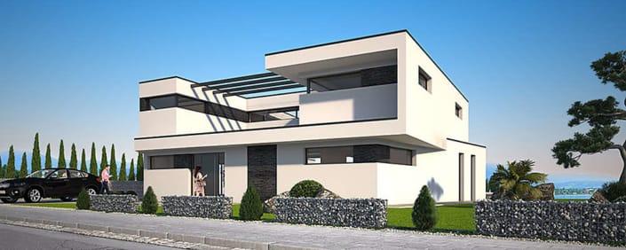Ziegelmassivhaus Sanibel K1