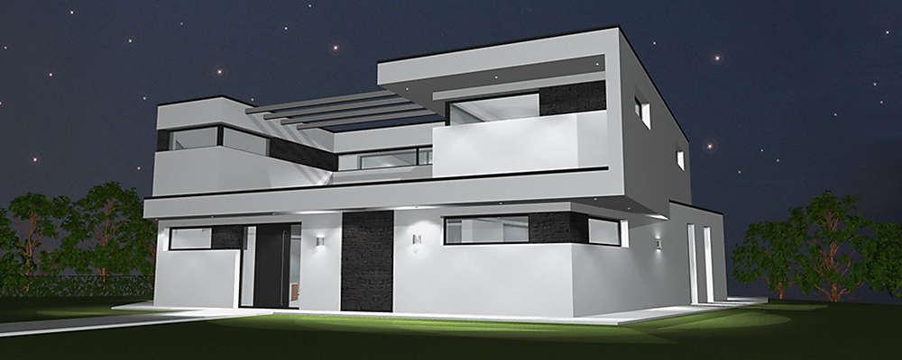 Traumhaus Sanibel K3 bei Nacht