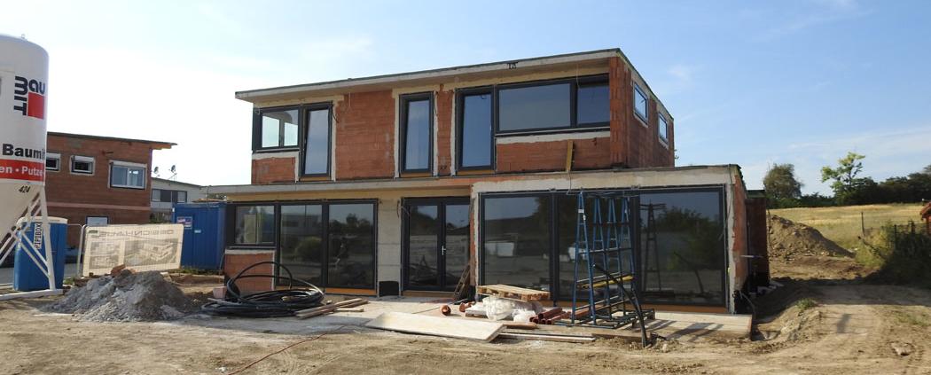 Neues Einfamilienhaus 1
