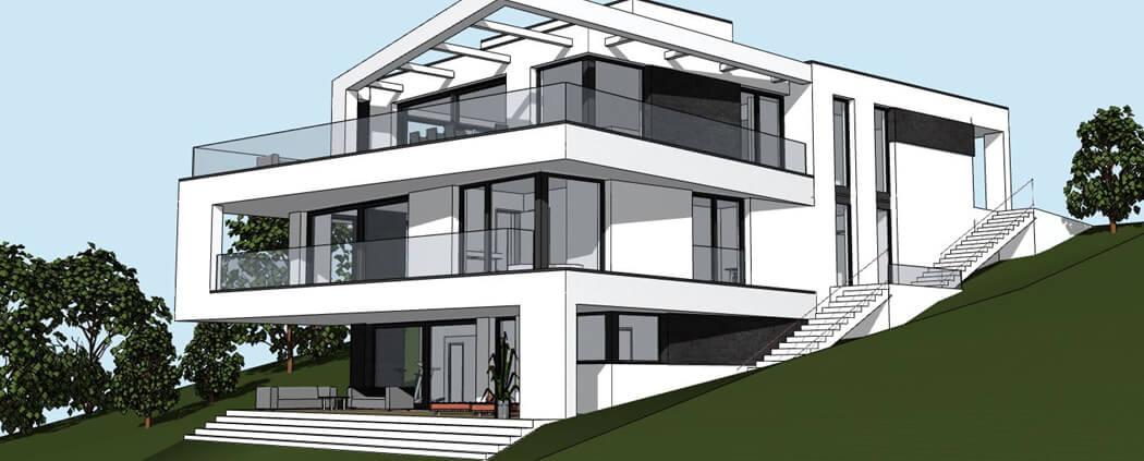 Designer-Haus-WKG-unten
