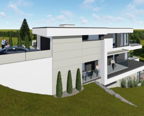 moderne Häuser wkg29-150-4