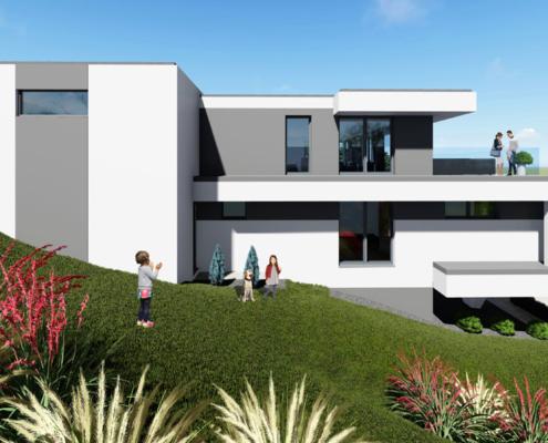 moderne Einfamilienhäuser Smart 2-150