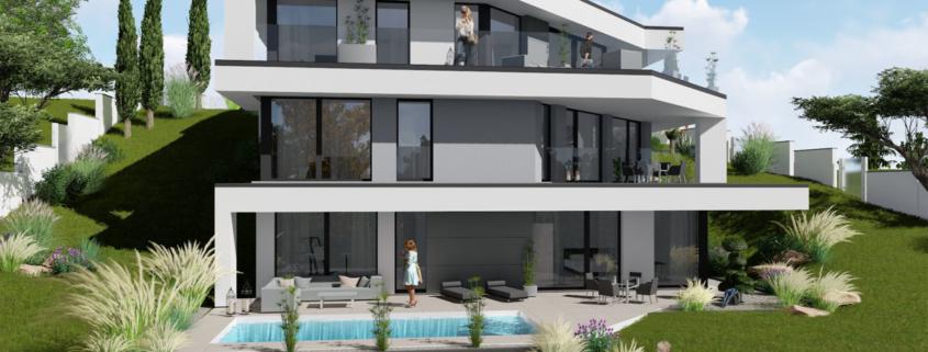 modernes Traumhaus 1kl