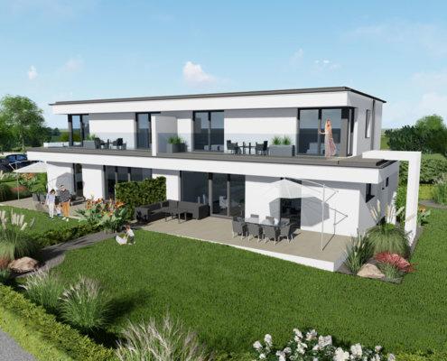 moderne Häuser in Breitenfurt Ost 5